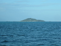 宮古島屈指のパワースポット、大神島