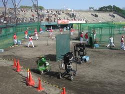 広島カープ キャンプ 2011年