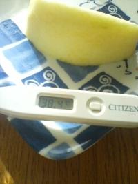 僕ちゃんお熱です