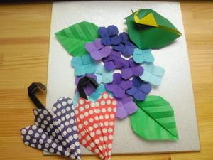 折り紙教室 6月