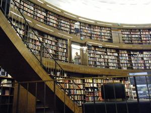 スウェーデンの図書館