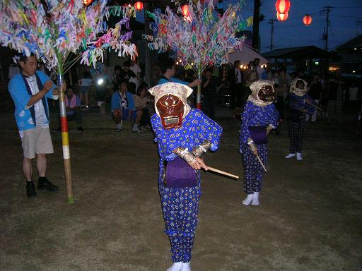 音路の三匹獅子舞 : yuu大好き