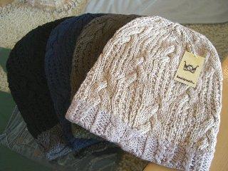 ボンボンニット帽♪