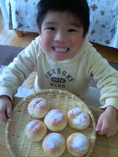 (o^∀^o)簡単パン作り