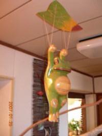 蛙三兄弟~♪