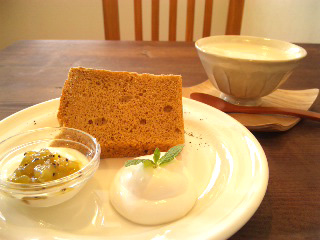 ヨリミチ「yuki cafe」