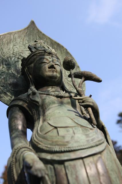 仏像にハマる?