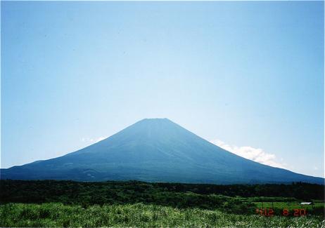 富士山デカ!