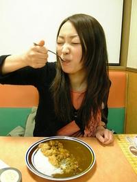 今日の晩餐★カレー★