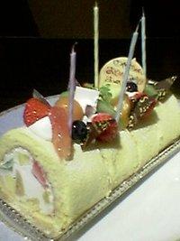 スペシャルロールケーキ