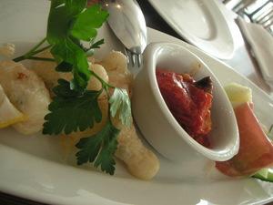 イタリアンとお茶でオフ by ISOLA blu と 茶語
