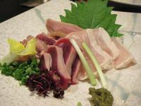 鍋の季節 by 鳥善(銀座)