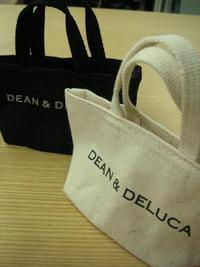 冬のお買い物 by DEAN&DELUCA