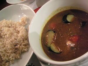 野菜カレー by ア・ラ・カルトン(有楽町)