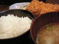 和豚もち豚 ひれかつ御飯 by かつ工房 和幸(長津田)