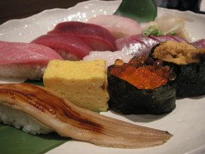 お得な寿司ランチ by 魚がし日本一