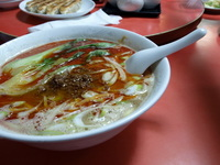 坦々麺 by チャイニーズレストランみかど(郡山市)