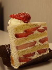 K.ViNCENTのケーキはやはり素晴らしかった!