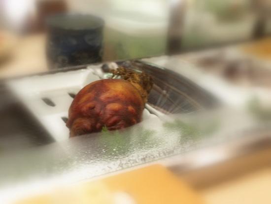 ホヤ貝を食べた by 葉景乃(銀座)