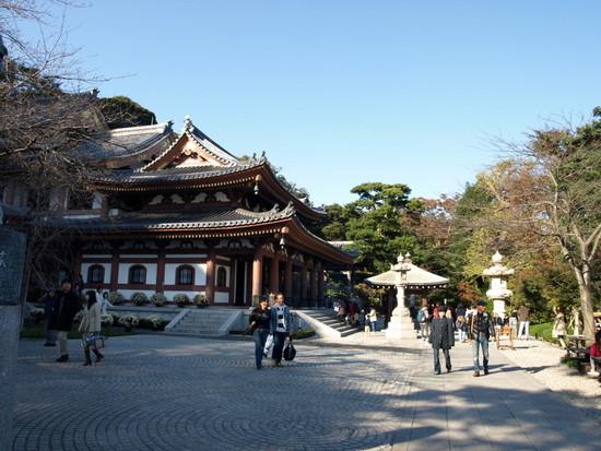 鎌倉へ行く