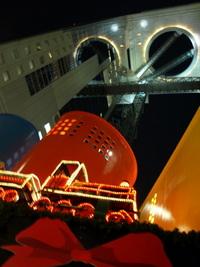 ドイツ・クリスマスマーケット by スカイビル(梅田)