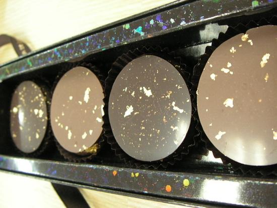 2月はチョコレートをたくさん食べた