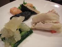 みんなで食べる潮洲のコースメニュー(荻窪)
