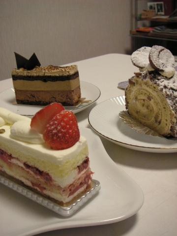 新宿高島屋で買ったケーキは素晴らしかった