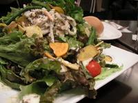 アルファカーメルでサラダを食べてみました!(新宿)