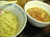 限定の塩つけ麺 by 二葉(荻窪)