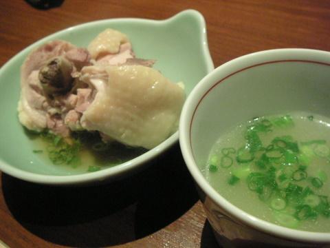 鳥善で美味しい水炊きを食べる!(銀座)