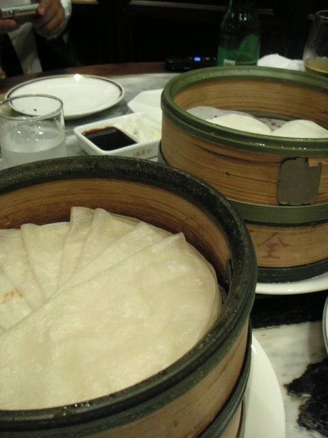 本場の北京ダックを食べました!!