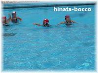 ひーたんの校内水泳大会♪♪