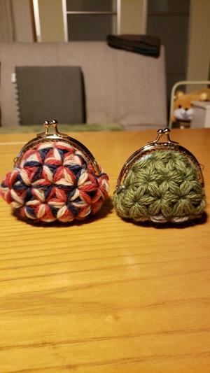リフ編みの日々♪