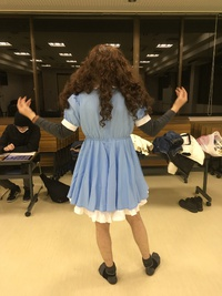 ハイスクール劇王こぼれ話1〜衣装メイク篇