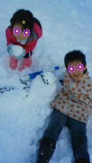 雪景色★作品