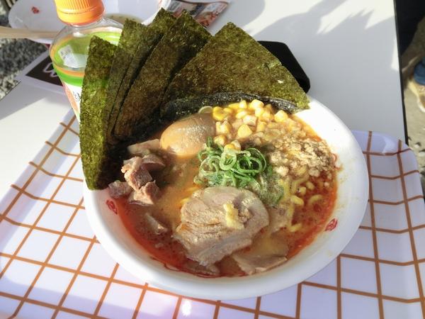 ふくしまラーメンショー2014