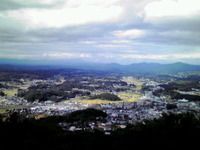 ホッとするンデス…ここからの眺め