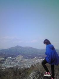天気いいですね〜田村富士