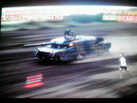 意外と速い…戦車!?