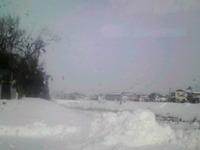 まだまだ…雪がいっぱい