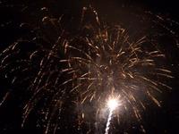 見事な花火でした・・・田村市花火大会^^
