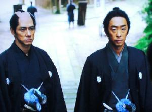 京都守護職の公用方、秋月悌次郎(演:北村有起哉さん)