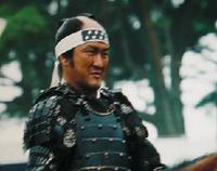 会津藩士、佐川官兵衛を演じているのは中村獅童さん