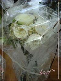 お花。。♪